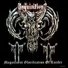 Magnificent Glorification of Lucifer 0822603133929 by Inquisition CD