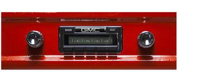 1960-1963 GMC Pickup Truck Radio USA-230 Custom Autosound
