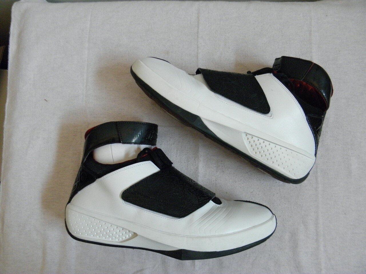 Nike Air Jordan XX 20 QUICKSTRIKE edition Original 2005 size 11 OG Original edition never retroed 63fe38