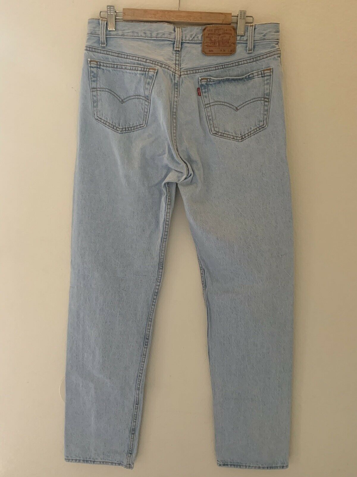Levis Vintage 501 Made In USA - image 2