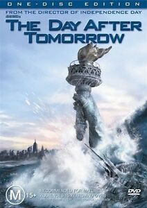 The-Day-After-Tomorrow-dvd-region-4-Australian-like-new-condition-free-postage