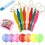 Gros-Ballons-12-in-environ-30-48-cm-Multicolore-Avec-Latex-Caoutchouc-pour-toutes-les-occasions miniature 1