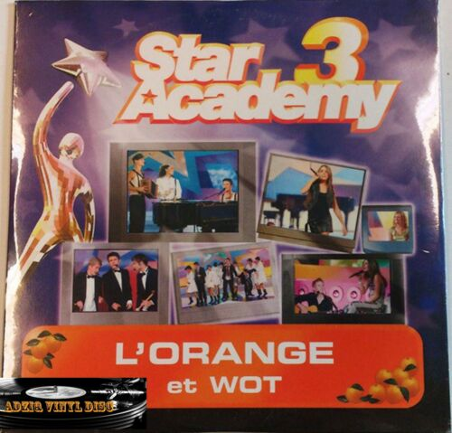 1 von 1 - ♫ CD SINGLE STERN ACADEMY 3 - L'ORANGE UND WOT ♫