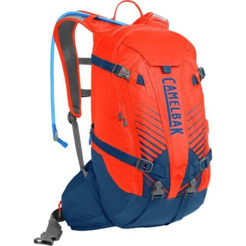Camelbak K.U.D.U NEW 18 Mountain Bike Hydration Pack Cherry Tomato//Pitch Blue