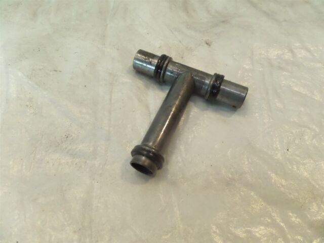 Honda Vt600  U0026 Vt750c Shadow 750 Aero Spirit  U0026 600 Vlx Motor Engine Oil Pump Line