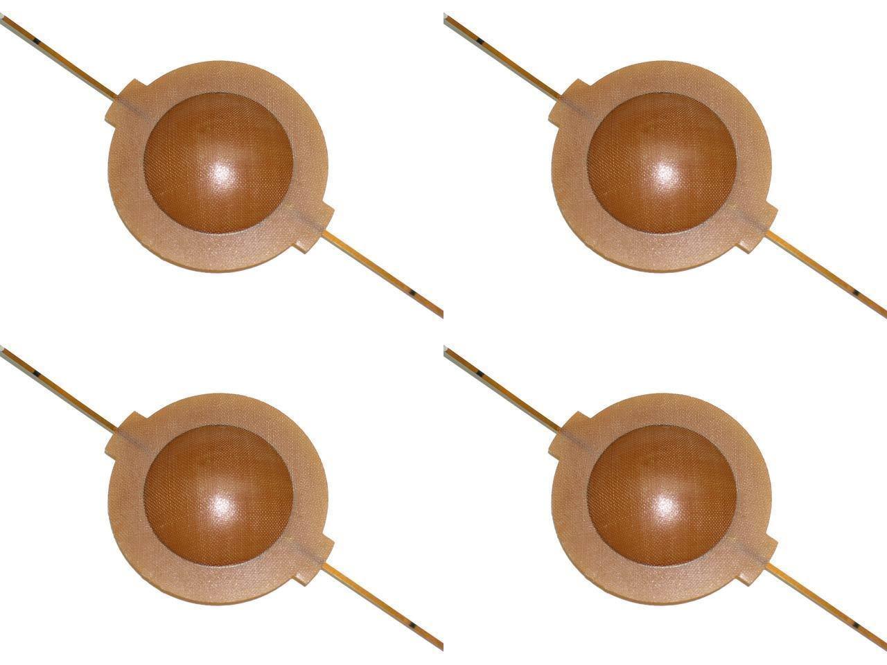 SS Audio Diaphragm for Klipsch Tweeter Horn K77, 89486A-KLP (4 PACK)