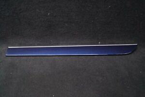 Mercedes-W164-M-Klasse-A1646905362-Zierleiste-Tuerleiste-Hinten-Links-blau-ML