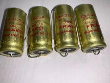5PCS 25V 1000uF 25Volt 1000MFD Electrolytic Capacitor 10×16 NEW