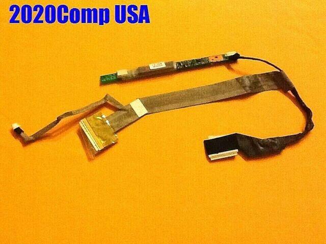 "New 16/"" HP G60 Laptop Compaq Presario CQ60 LCD LVDS Video Screen Cable"