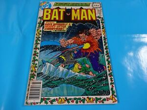 Batman-309-issue-DC-Comic-book-Bronze-1st-print