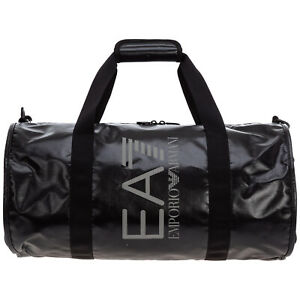 Emporio Armani EA7 Sporttasche herren 245036cc80600020 mittel gefüttert Nero
