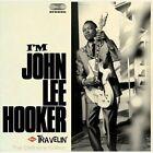 I'm John Lee Hooker/Travelin [Bonus Tracks] by John Lee Hooker (CD, Oct-2012, Soul Jam)