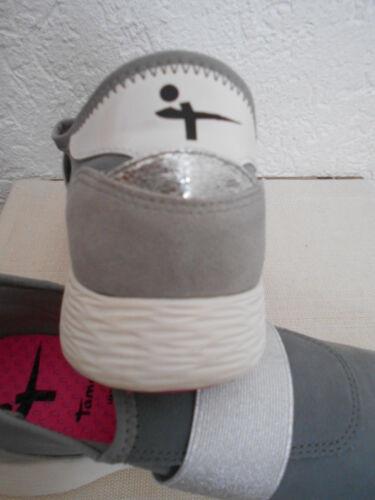 Slipper Gr sneaker Grau Neu Tamaris Damen 42 Top wIqxCUEC4