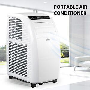 12000BTU-Portable-Air-Conditioner-Quiet-Cooling-AC-Fan-Dehumidifier-Exhaust-Kit