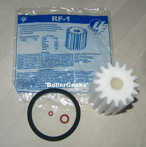 Details about (6) RF-1 MICRON rated FUEL OIL FILTER for 1A, General 77, 1A  filter canisters