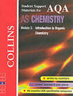 AQA (A) Chemistry: Introduction to Organic Chemistry by Colin Chambers (Paperback, 2000)