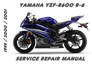 yzf 600 shop manual free owners manual u2022 rh wordworksbysea com 2002 Yamaha YZF600R Speedometer Cable 1997 Yamaha YZF600R Specs