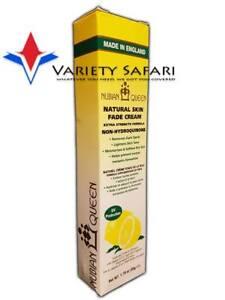 Nubian Queen Natural Skin Lemon Fade Triple Actioned Cream 50gm