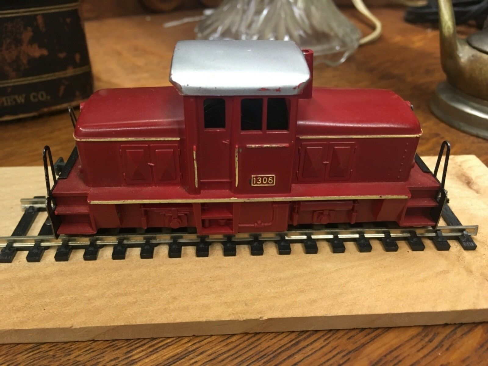 HO Scale Push Pull Engine Fleischmann Brand West Germany Nice Condition