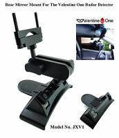 1 High Quality Car Mount For Rear Mirror Good For The Valentine Radar Detector