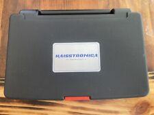 New Listinghaisstronica Crimping Tool Set 8 Pcs Quick Change Ratchet Wire Crimper Tool Case
