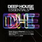 Deep House Essentials 2015 von Various Artists (2014)
