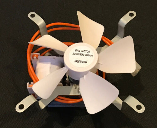 #900054 Replacement Circulator Fan for Char-Griller Pellet Grill 9020 // 9040