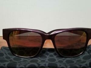 Joy Shades Bifocal Mirrored Sunglasses (Purple/Plum)
