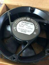 24VDC, 1.0A Comair Rotron PD24B6TDNX Patriot Polarity Protected DC Fan