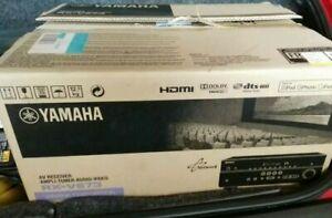 Intelligent Yamaha Rx-v673 (brand New) 7.1 Channel Home Cinéma Haute Définition Réseau Receiver Rxv673-afficher Le Titre D'origine