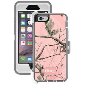 watch 1846a 6cc83 Details about OtterBox Defender Case for iPhone 6/6s - Realtree AP Camo  Pink - NEW