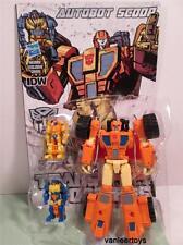 Transformers Classics Generations 30th Anv. Autobot SCOOP w Caliburst NEW No Box