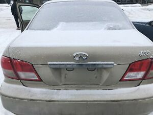 Infiniti I35 sedan in great condition and has only 200km