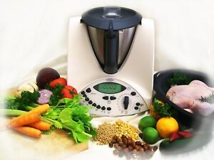 THERMOMIX-VORWERK-TM31-Quality-Service-WITHOUT-RISK-ACCESORIES
