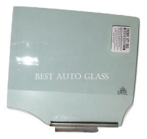 Fits 2008-2015 Scion XB 4 Door Utility Driver Side Left Rear Door Window Glass