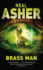 Brass Man: An Agent Cormac Novel by Neal Asher (Paperback, 2006)
