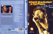 Shane Mac GoWan - DVD - Live At Montreux 1995 - DVD von 2004 - Neuwertig !