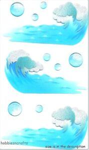 HOLIDAYS SAND OCEAN CARIBBEAN ISLANDS EK SUCCESS JOLEE/'S BOUTIQUE 3-D STICKERS