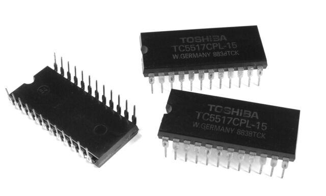 Toshiba TC5517CPL-15 2k x 8 static ram memory
