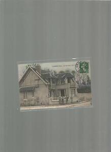 Détails Sur Cpa Clairoix Oise 60 Au Bon Coin Villa Pinchon 1910