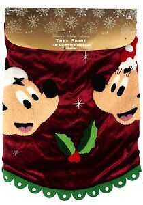 image is loading disney parks santa mickey minnie holiday holly christmas