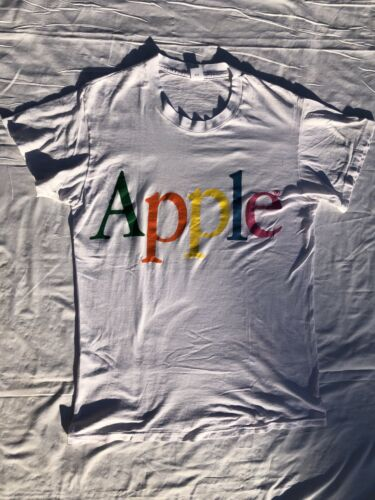 Vintage Apple T-Shirt, Travis Scott