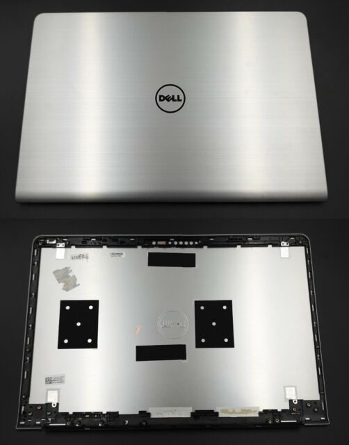 New 03VXXW for Dell Inspiron 5545 5547 5548 Back Cover LCD Rear Lid Top Silver