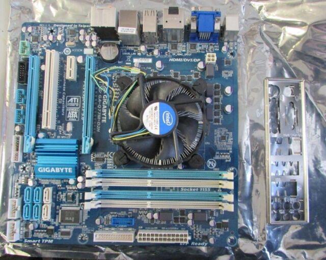 Gigabyte GA-Q77M-D2H Intel SATA AHCI/RAID 64 BIT Driver