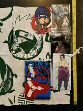 RARE Naruto Japanese Anime Collectibles Accessories Stationary Combo Lot