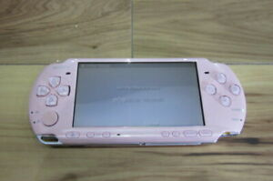 Sony-PSP-3000-Console-Blossom-Pink-Japan-K441