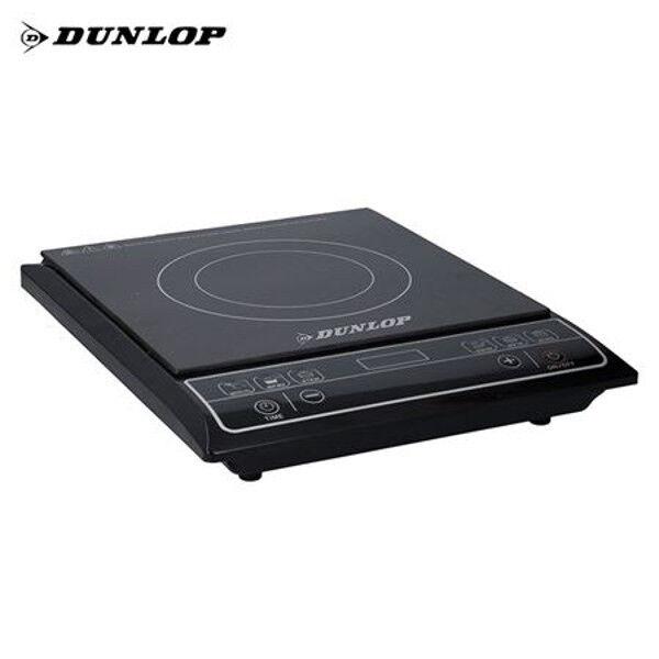 Dunlop Kochfeld Induktionskochfeld Herdplatte Kochplatte Kochfeld Dunlop Einzelkochplatte 1600W 0245e0