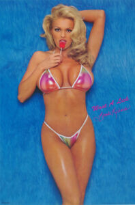 POSTER-BROOKE-RICHARDS-WANT-A-LICK-SEXY-FEMALE-FREE-SHIPPING-3233-RC2-S