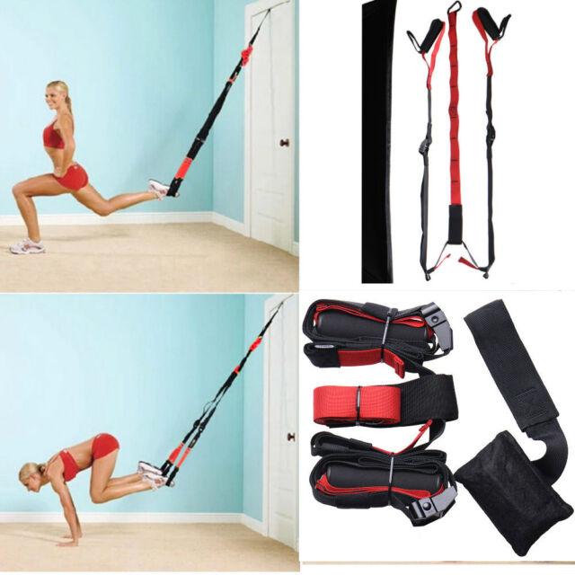 Training Yoga Gym Suspension Strap Band Body Trainer