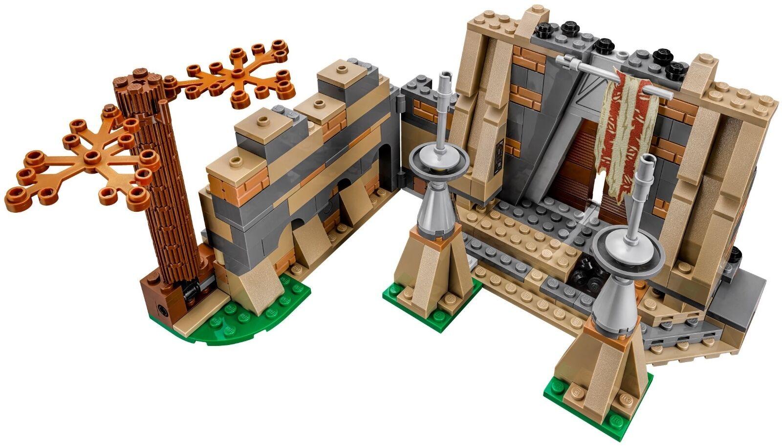 LEGO® LEGO® LEGO® Star Wars™ 75139 Battle on Takodana™ NEU OVP NEW MISB NRFB 04f743